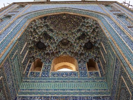 Mešita Jameh, Jazd, Irán