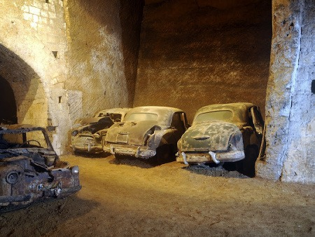 Talianska Galleria Borbonica vystavuje