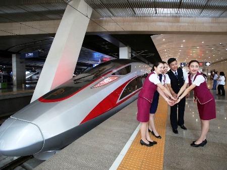 Peking - Šanghaj za