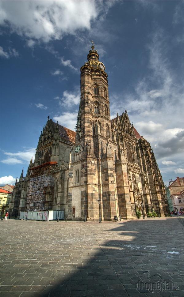 Dóm sv. Alžbety, Košice