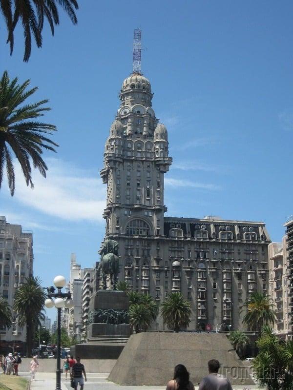 Uruguajské montevideo, mesto slov