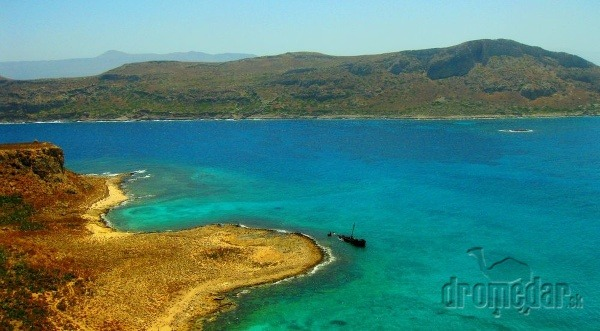 Gramvousa, Kissamos, Grécko
