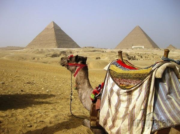 Pyramídy, Egypt