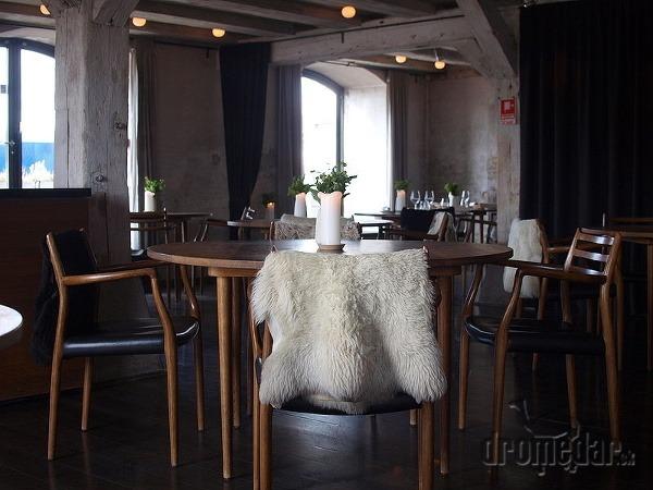 Reštaurácia Noma, Dánsko