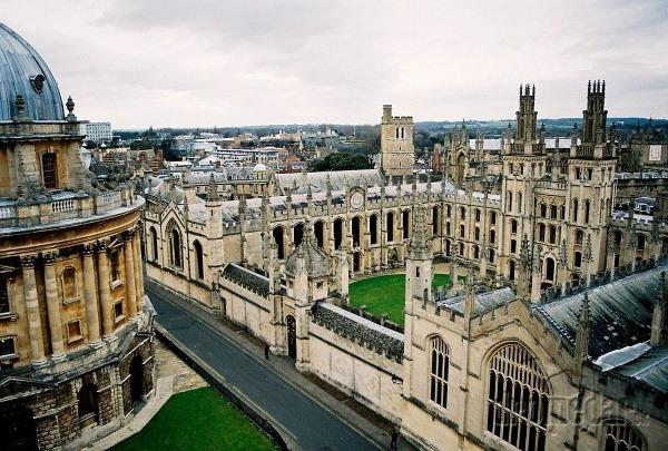 Oxford, Veľká Británia