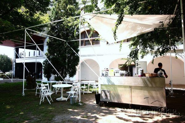 Letný pavilón SNG, Bratislava