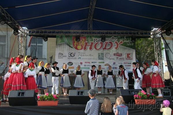 Račianske vinobranie v Bratislave