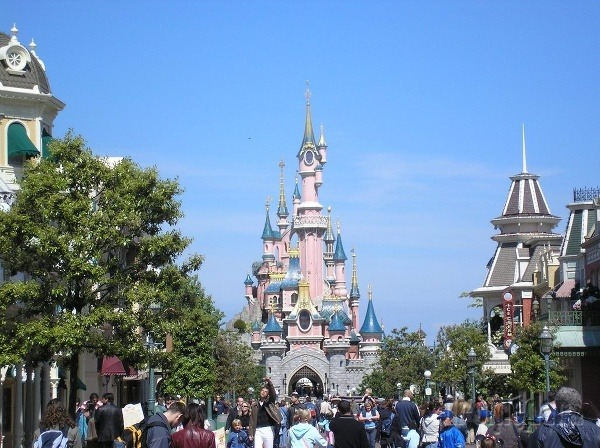 Disneyland, Francúzsko