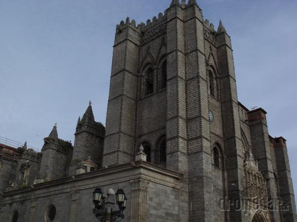 Katedrála, Ávila, Španielsko