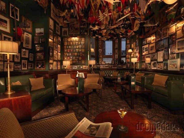 American Bar, Londýn, Veľká