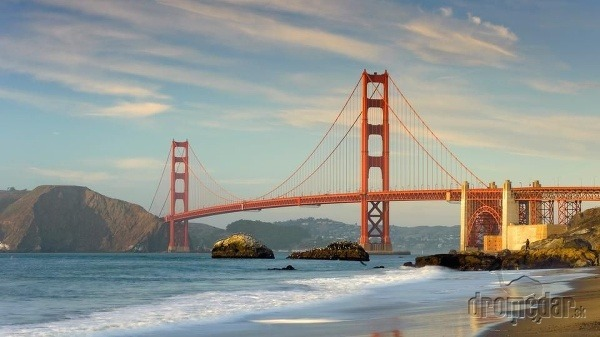 Golden Gate Bridge, San