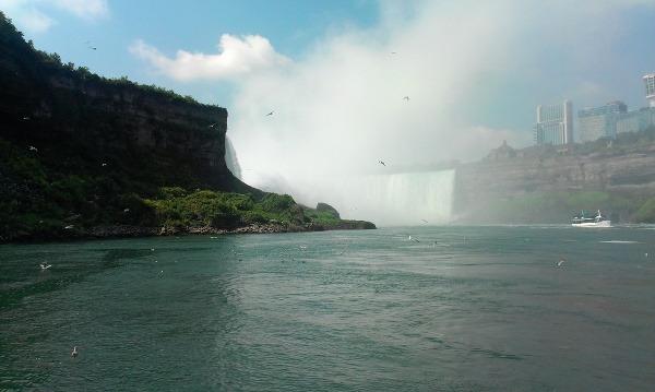 Raj na zemi- Niagarské