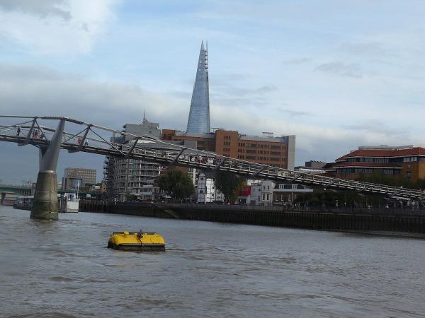 Miléniový most, Londýn