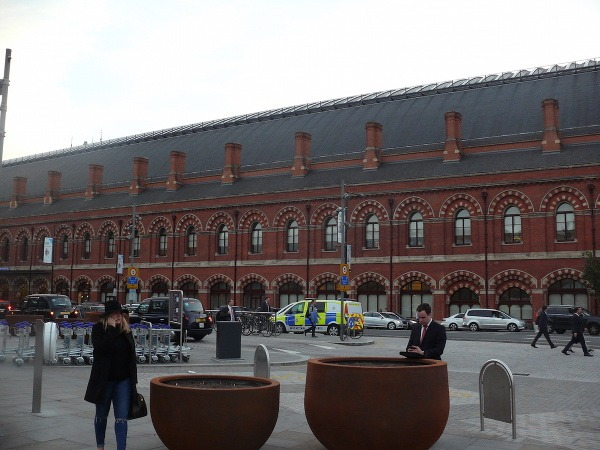 Stanica St. Pancras, Londýn
