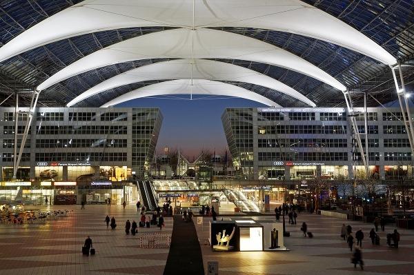 Letisko Mníchov