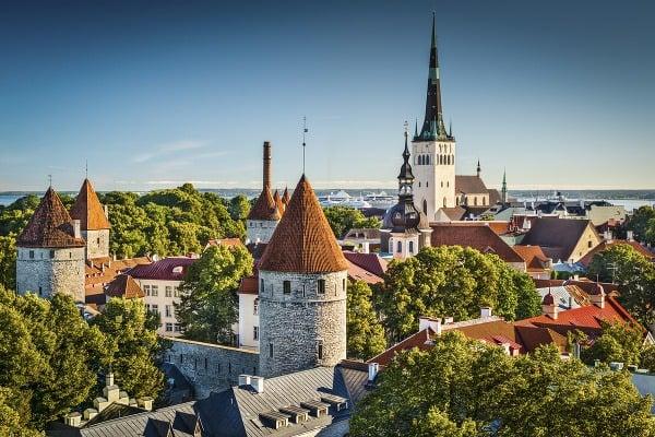 Tallin, Estónsko