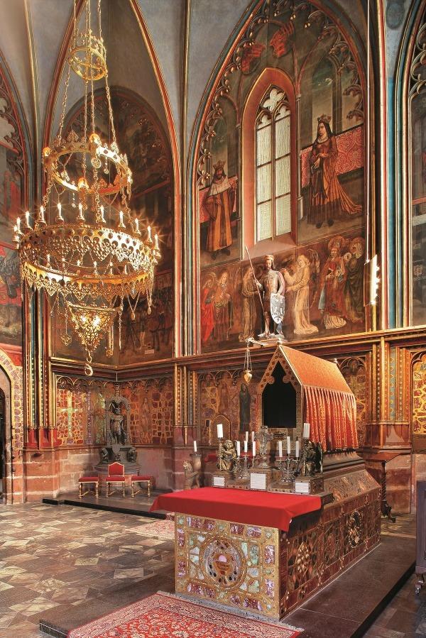 Chrám sv. Víta, Václava