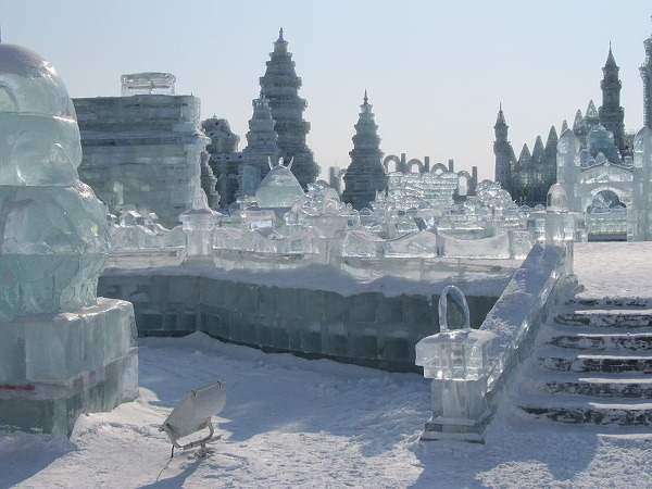 Medzinárodný festival ľadových a