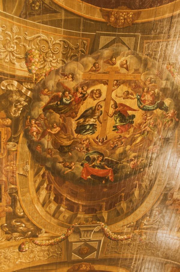 Kaplnka Sao Roque, Lisabon,