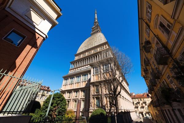 Veža Mole Antonelliana, Turín