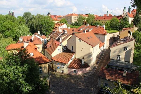 Nový Svět, Praha