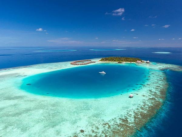 Baros, Ostrov Baros, Maldivy