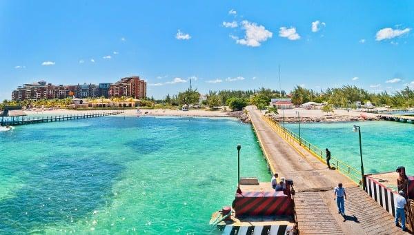 Punta Sam na Cancúne