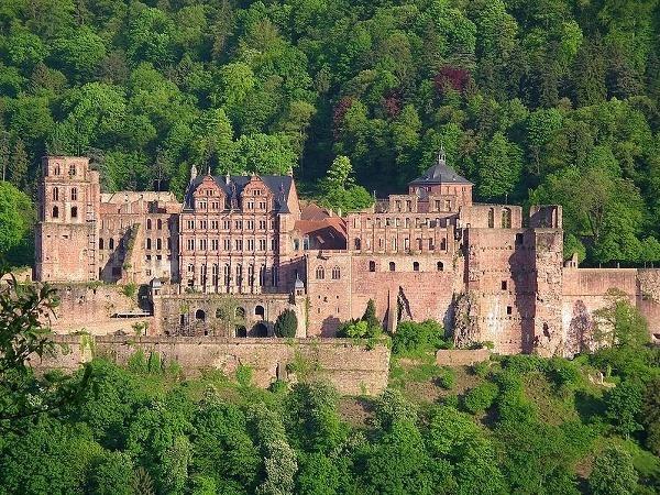 Hrad Heidelberg