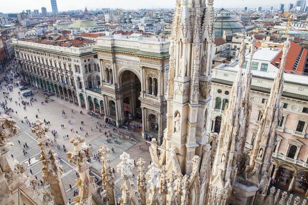 Manuál pre Taliansko: Naplánujte