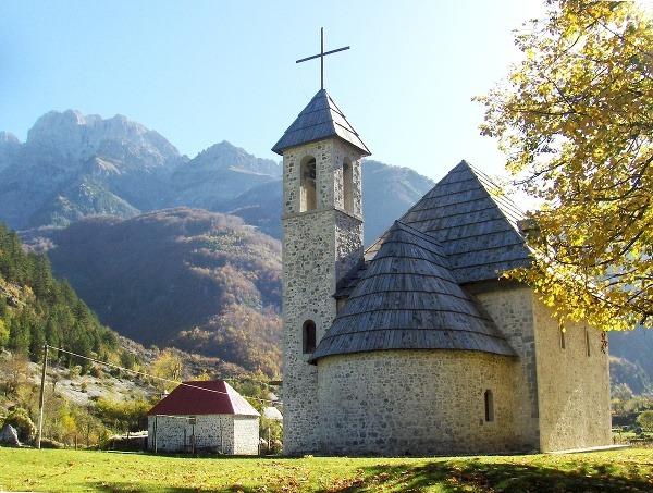Albánsko - menej známa