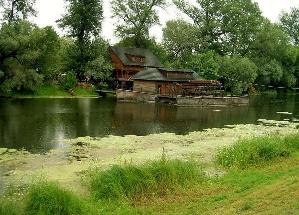 Vodný mlyn, Kolárovo
