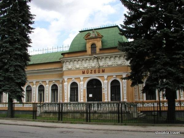 Banícke múzeum v Rožňave