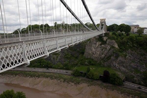 Objavte Bristol – nádherné