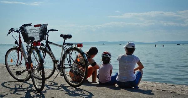 Cyklookruh okolo jazera Balaton