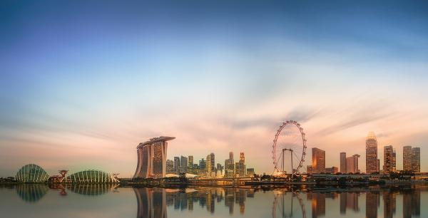 V Singapure je nádherne