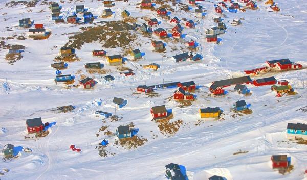 Qaqortoq, Grónsko