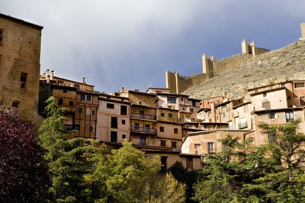 Albarracín, Španielsko