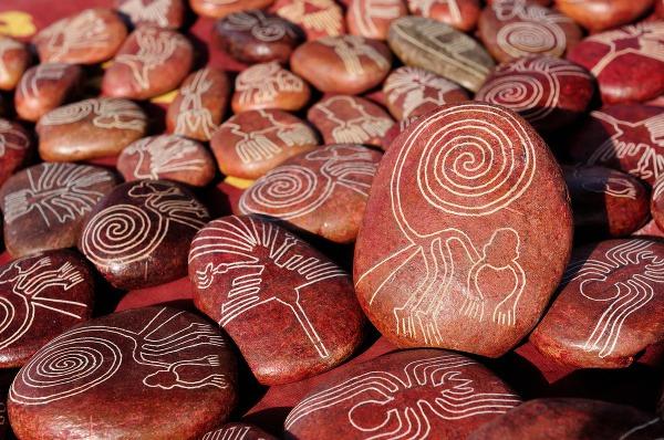 Nazca je jedno z