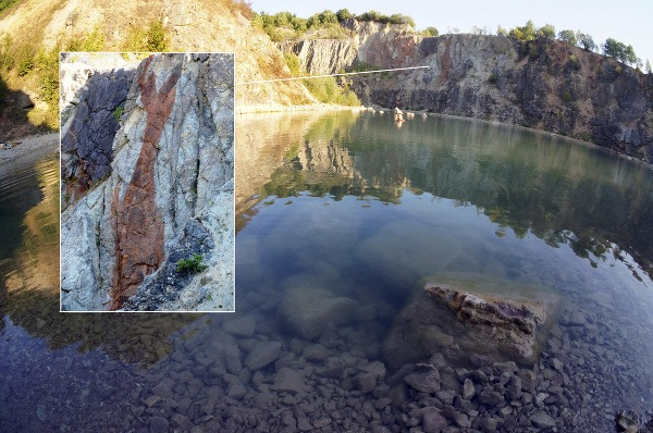 Malé Chorvátsko: Slovenské jazero