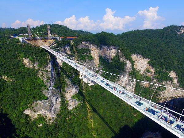 V Číne otvorili najdlhší