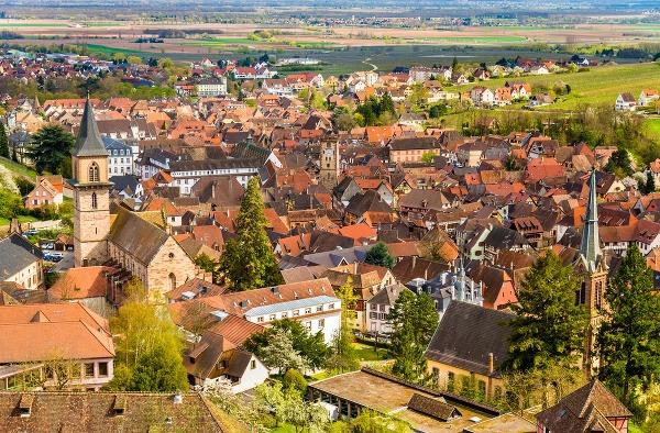 Alsasko - francúzska verzia
