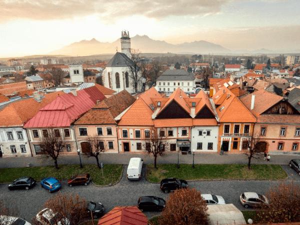 Slovensko ovládlo tohtoročné ocenenia