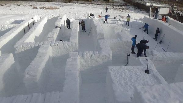 Poľsko má najväčší snežný