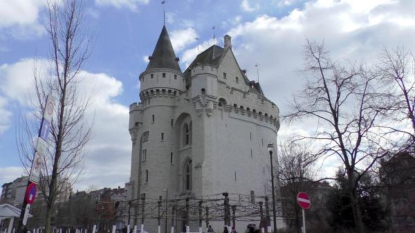 Jediná zachovaná mestská brána