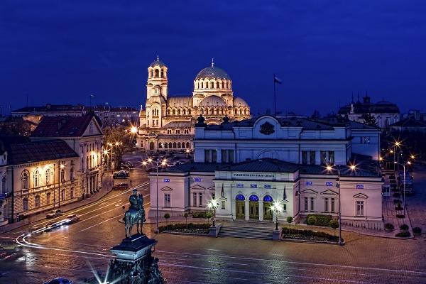 Bulharská Sofia