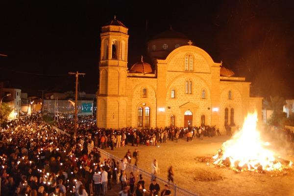 Veľká noc na Cypre