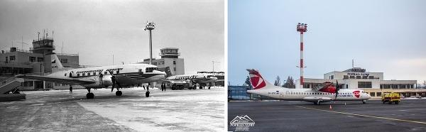 Unikátne porovnanie: RETRO foto