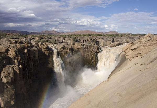 Vodopády Augrabies, Juhoafrická republika