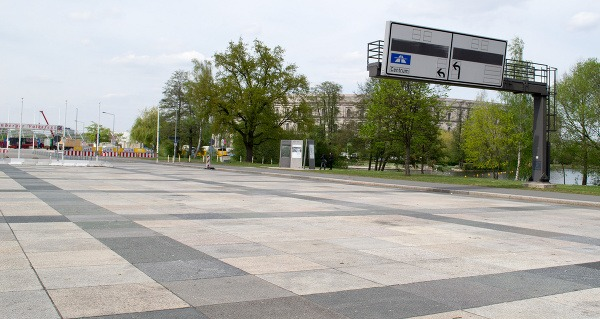 Veľký ulica, Norimberg, Nemecko