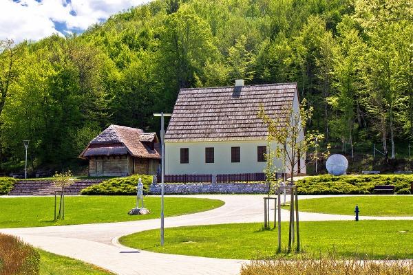 Teslovo múzeum, Chorvátsko
